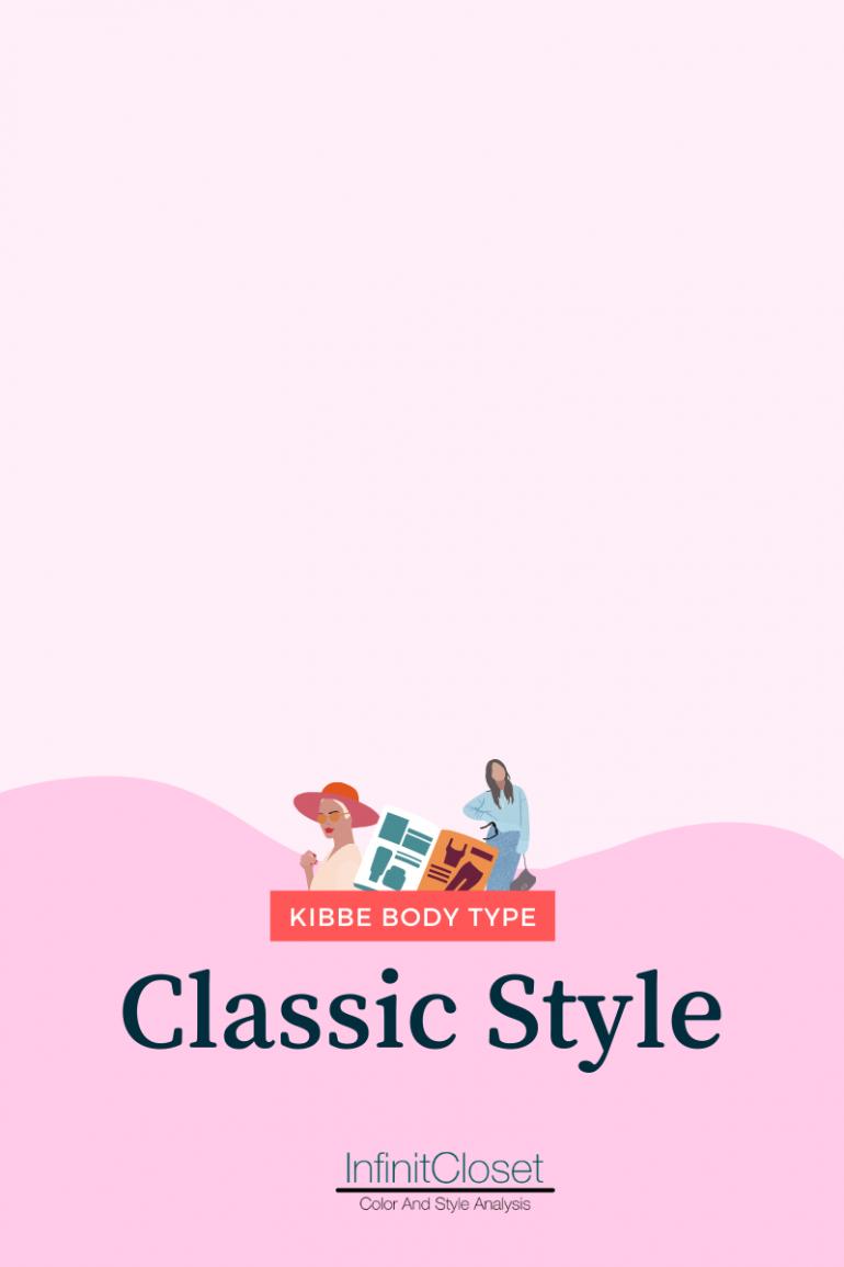 Classic Style heading / Infinit Closet below
